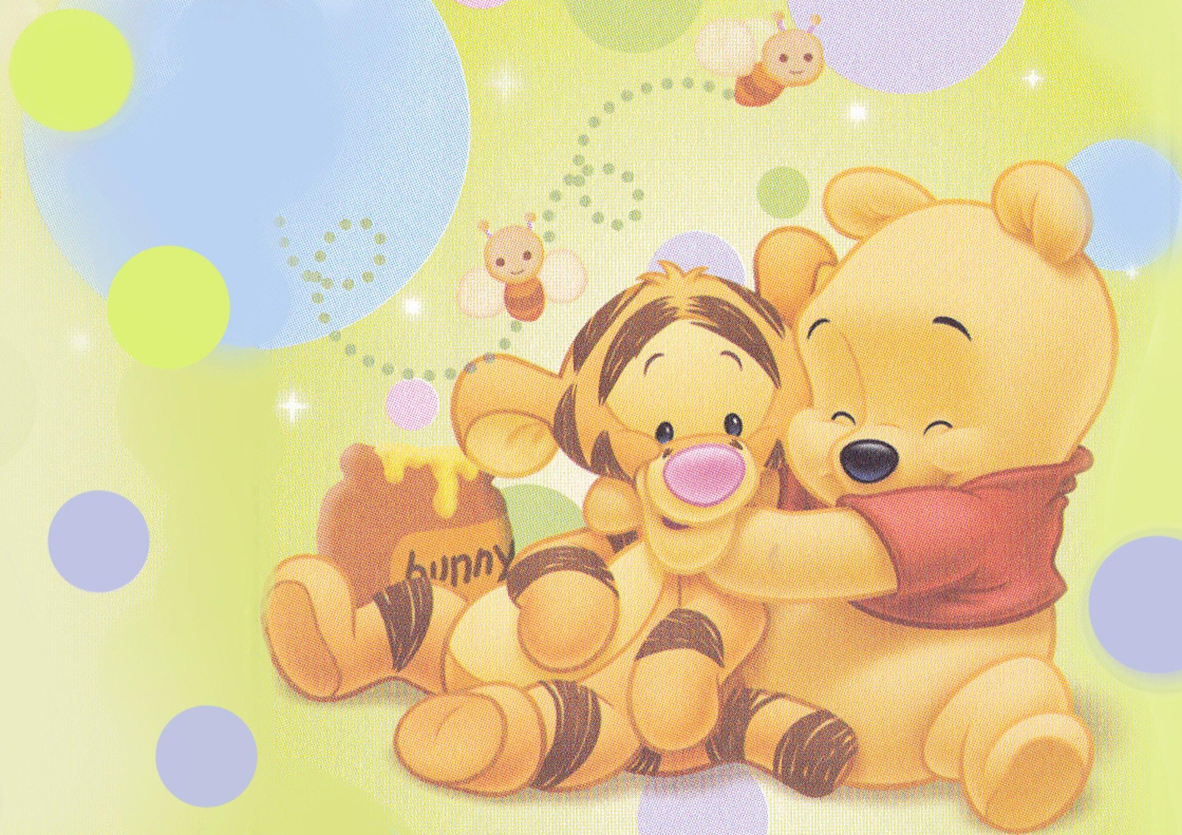 Winnie The Pooh Screensavers