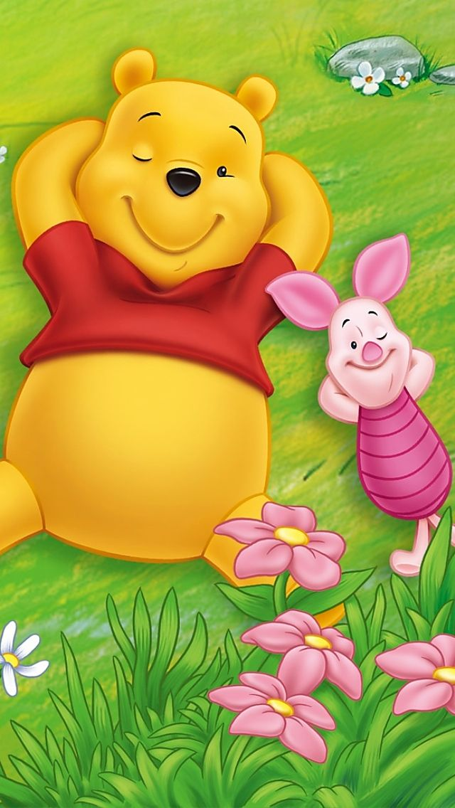 Winnie The Pooh Wallpaper For Android Posted By John Sellers