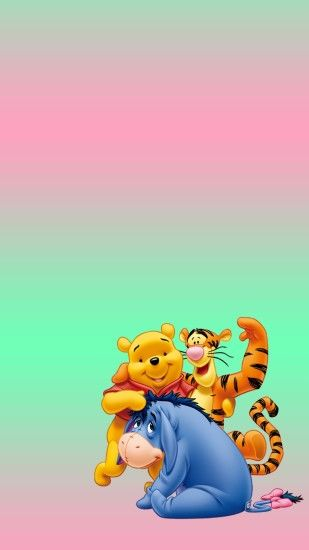 Winnie The Pooh Wallpaper Posted By John Tremblay