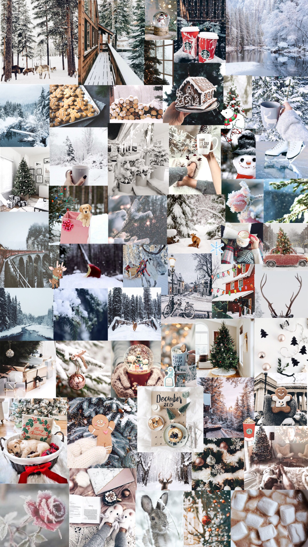 Winter Aesthetic Wallpaper Posted By Christopher Johnson