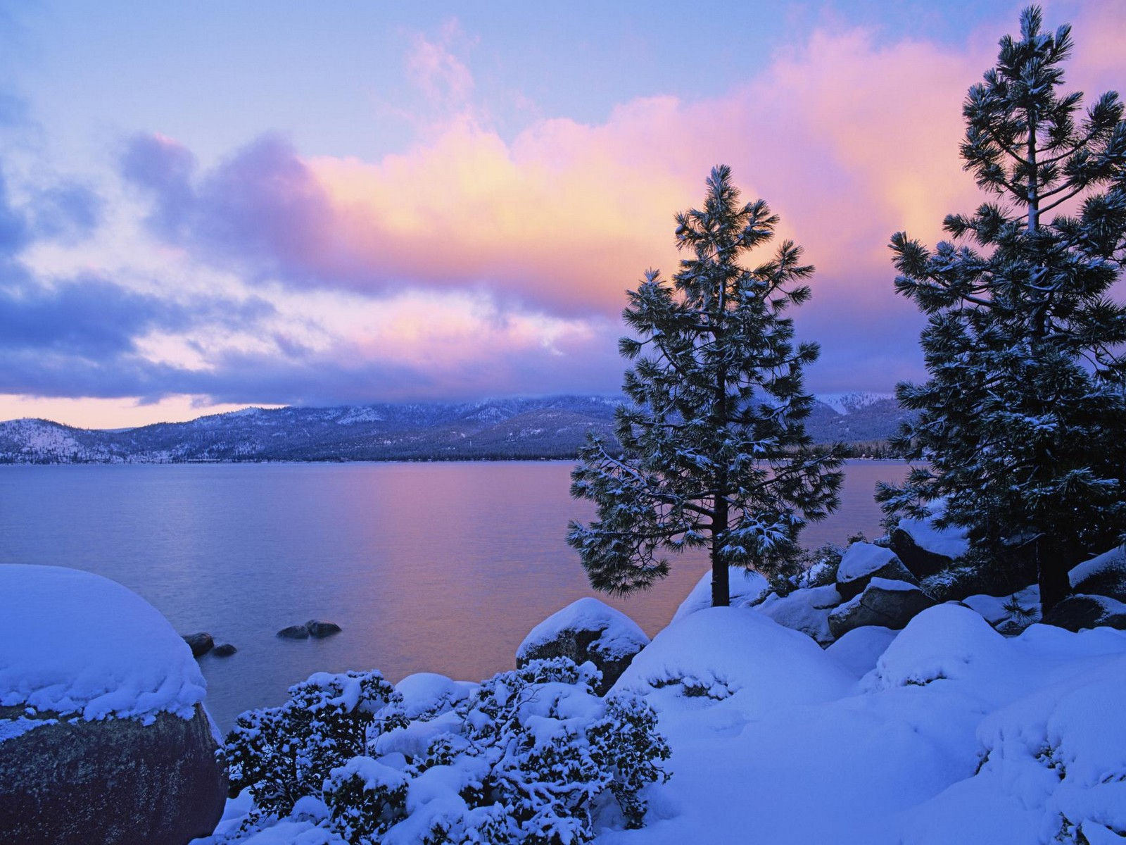 Winter Scenes For Desktop Posted By Ethan Johnson