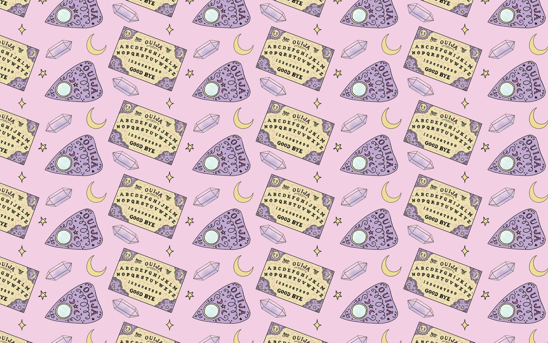 Basic Witch Wallpaper Downloads Lace and Whimsy