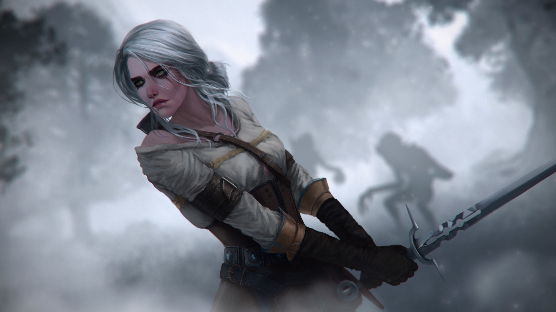 Witcher 3 Wallpaper 1080p Posted By John Tremblay
