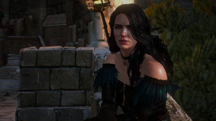 Witcher 3 Wallpaper Yennefer Posted By Ethan Tremblay