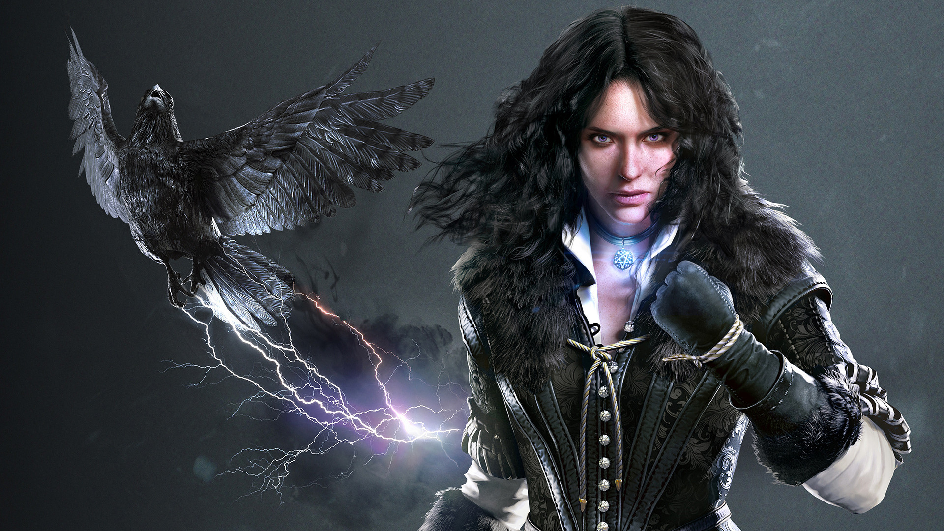 Witcher 3 Yennefer Wallpaper Posted By Zoey Simpson