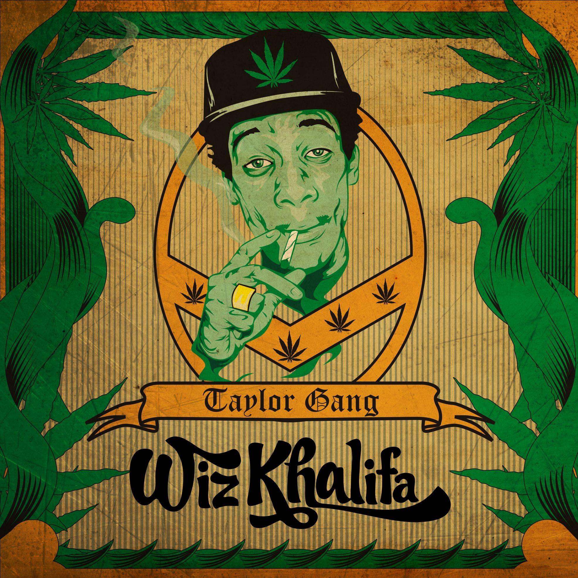 Wiz Khalifa Hd Wallpaper Posted By John Walker