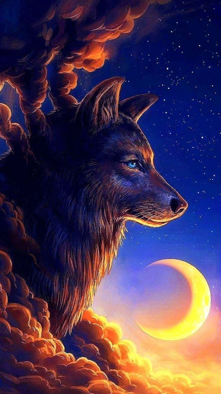 Wolf Animated Wallpapers Wolf Wallpapers.Pro