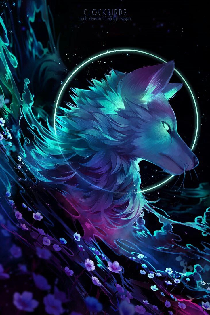 Wolf Anime Wallpapers Posted By Michelle Tremblay