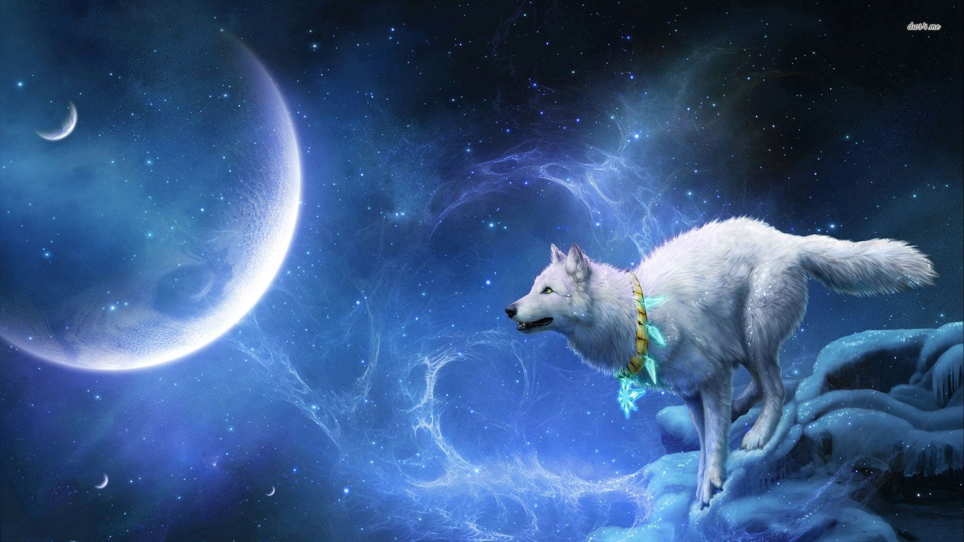 Download Download Galaxy Wolf Wallpaper 34 Wallpaper For