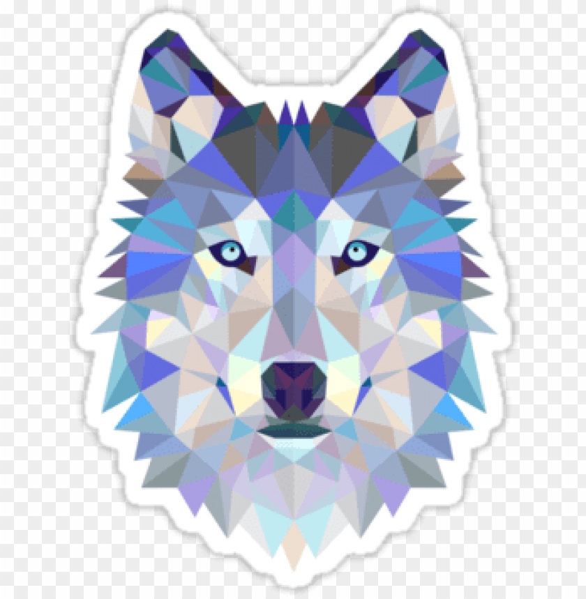 coolest galaxy wallpaper tumblr triangle geometric wolf