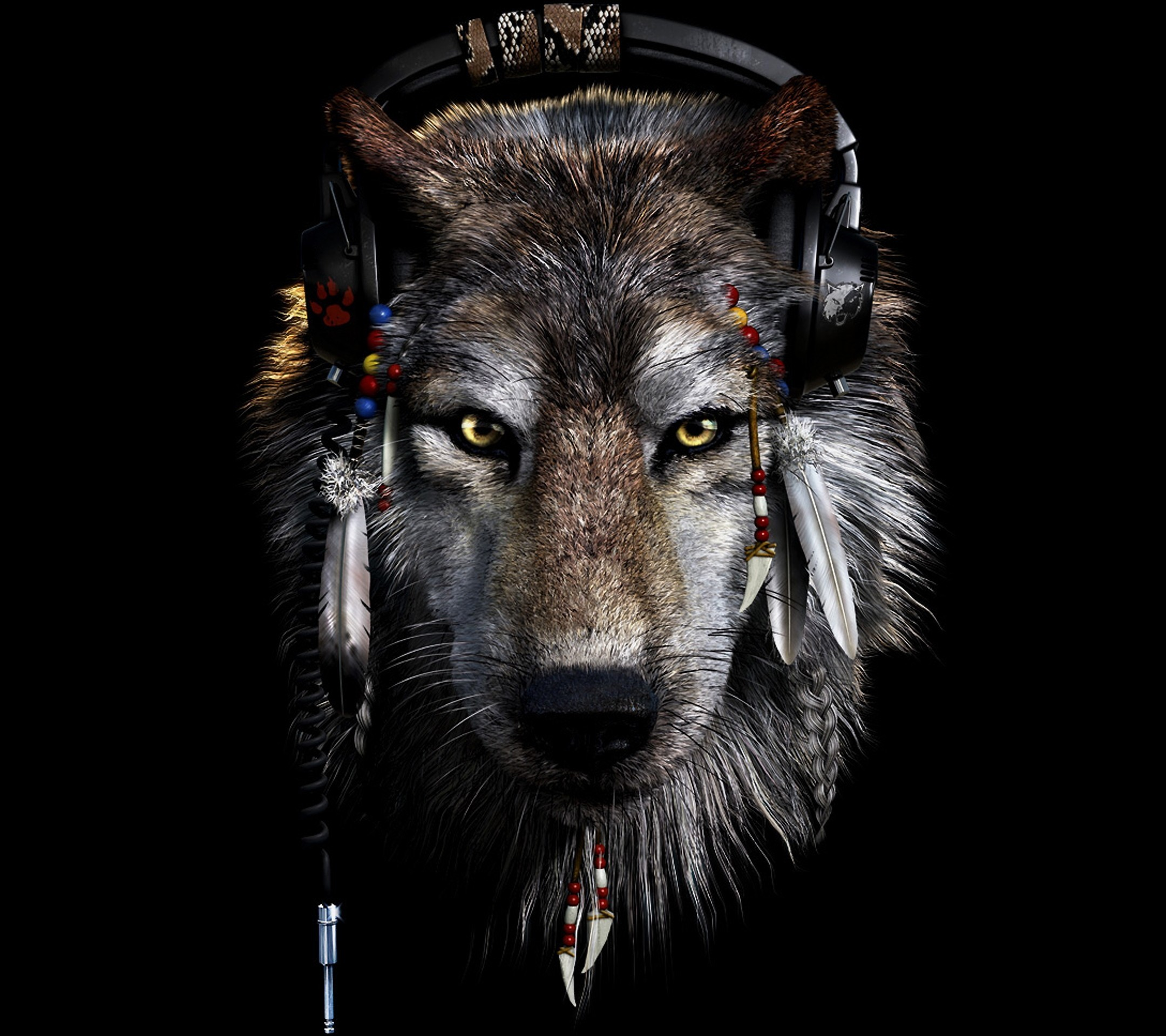 Wolf Iphone 6 Wallpaper Posted By Sarah Simpson