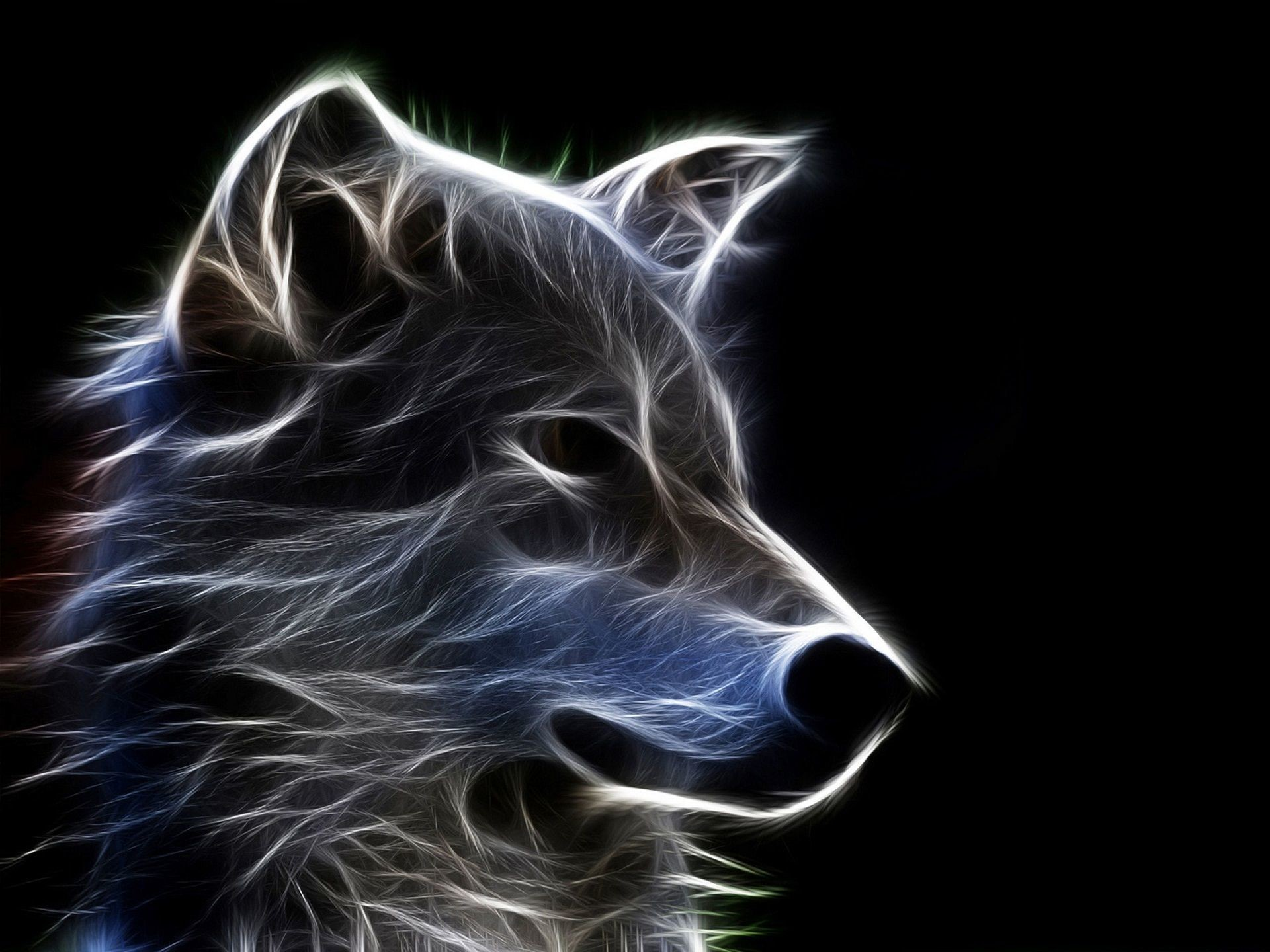 Wolf Wallpaper 3d Posted By Ryan Tremblay