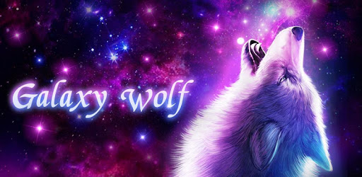 Galaxy Wolf Live Wallpaper APK App Free Download for Android