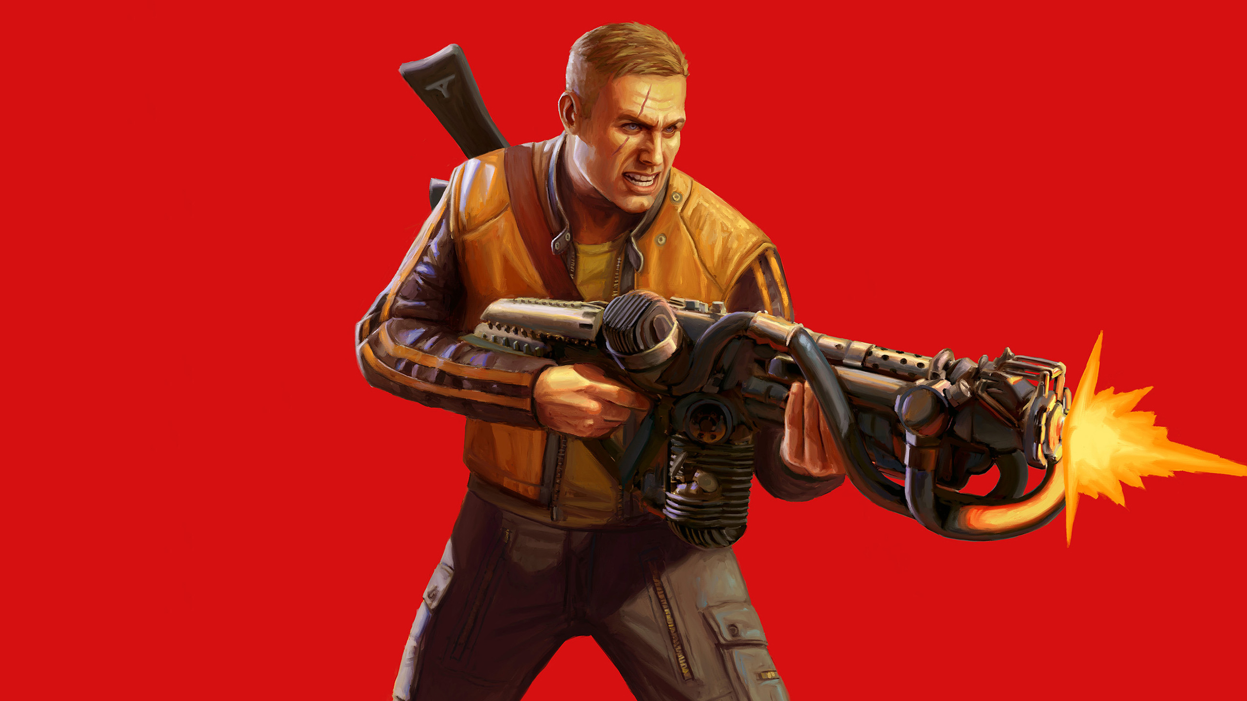 Wolfenstein 2 The New Colossus Wallpaper Posted By John Simpson