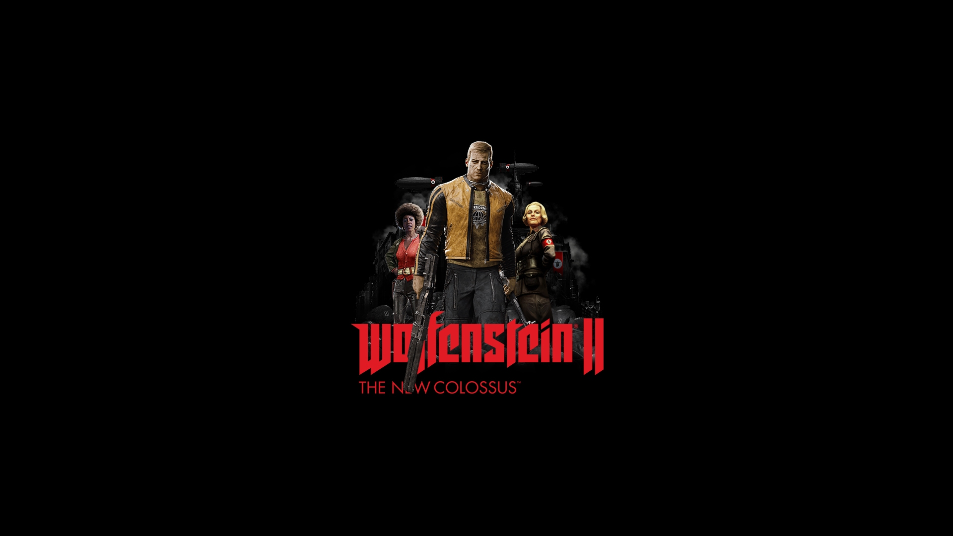 Wolfenstein Ii The New Colossus Wallpapers Posted By Ethan Johnson