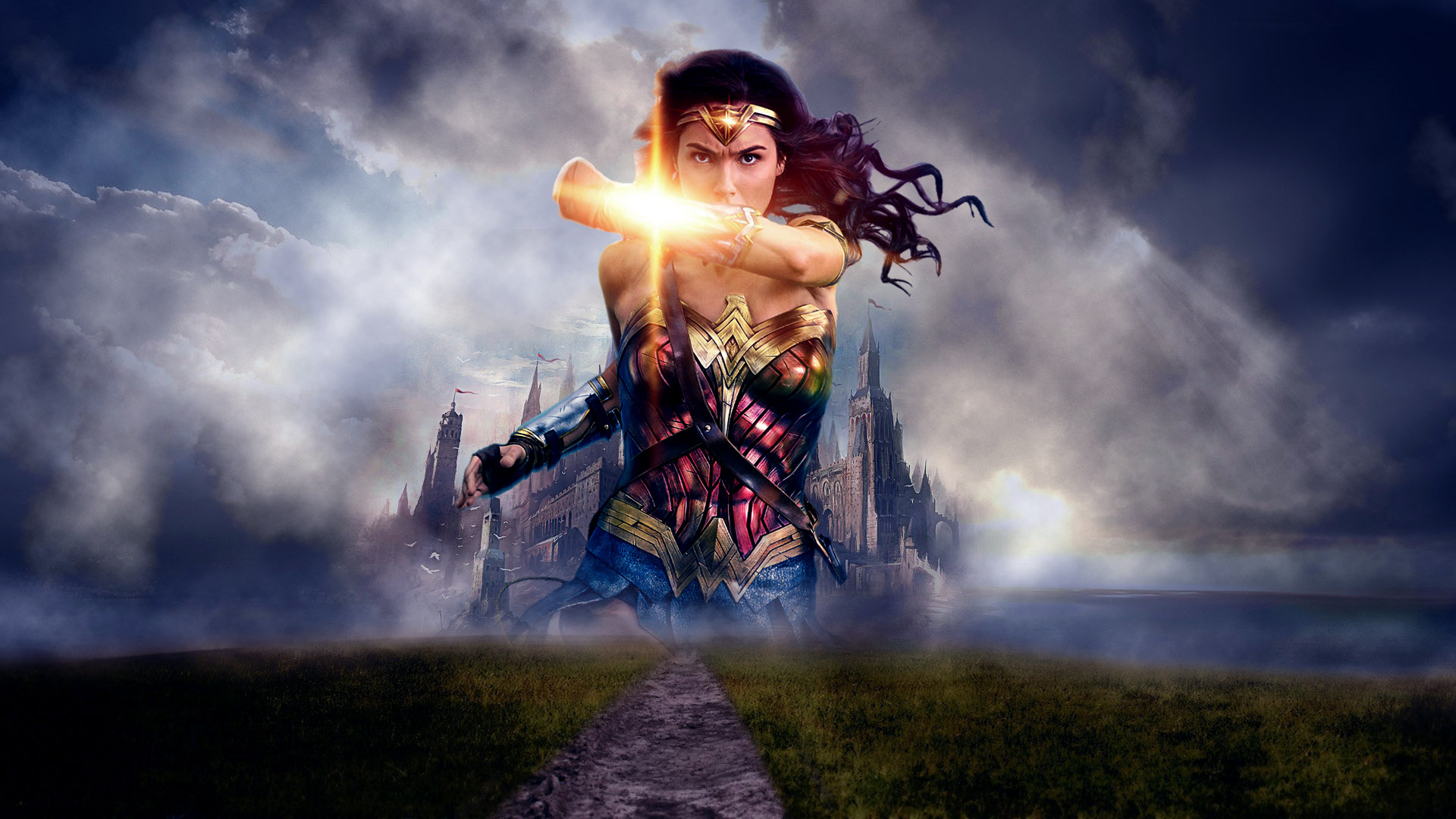 Wonder Woman Movie Hd Wallpaper Posted By John Anderson