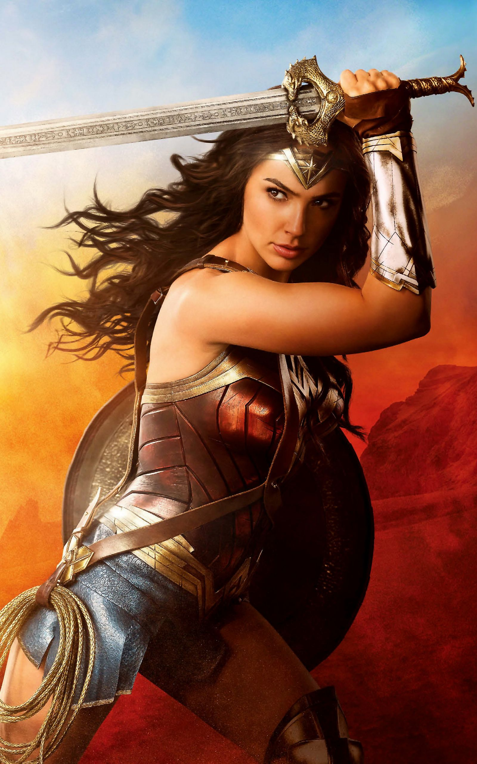 Wonder Woman Wallpaper 1080p Posted By Ryan Cunningham