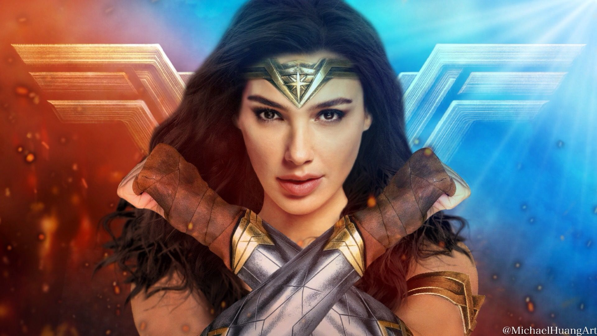 Wonderwoman Wallpaper