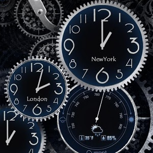 World Clock Wallpaper Posted By Michelle Walker