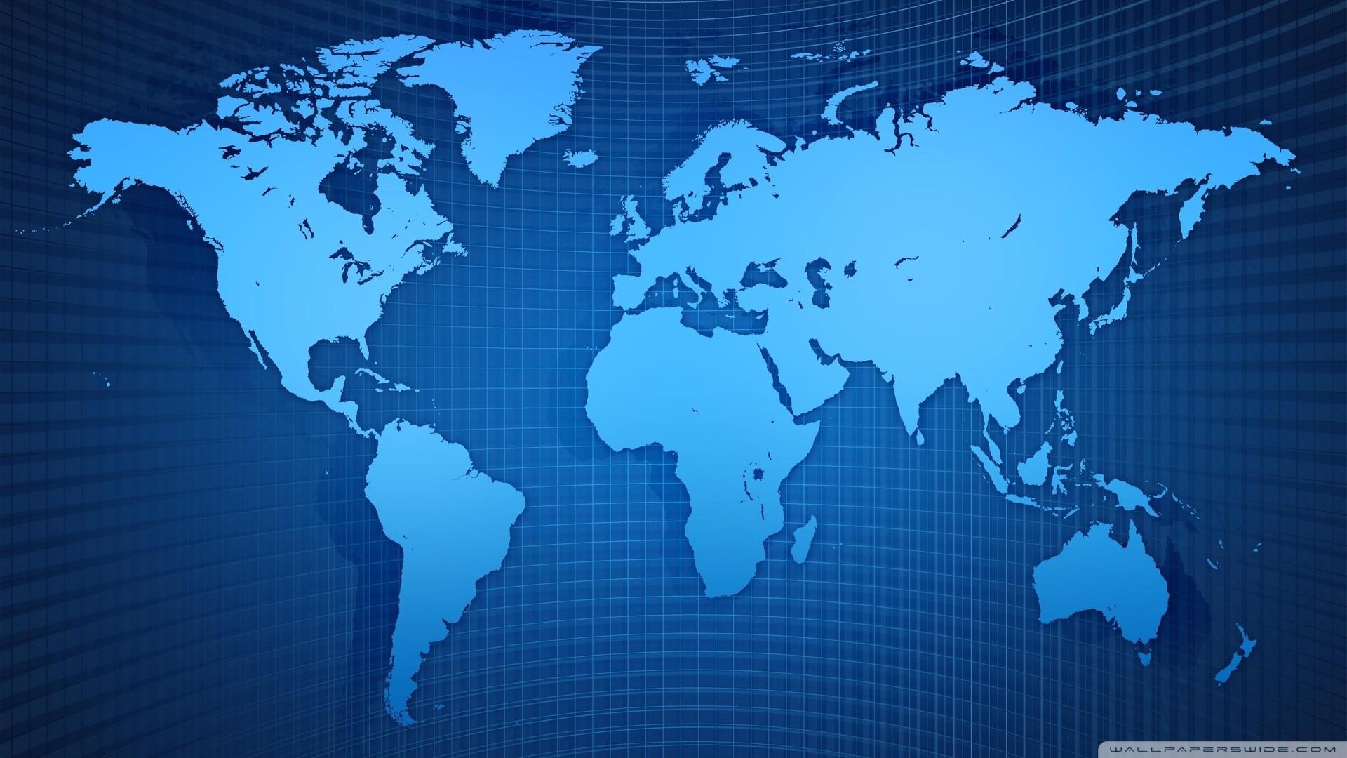 World Map Wallpaper High Resolution WallpaperTag