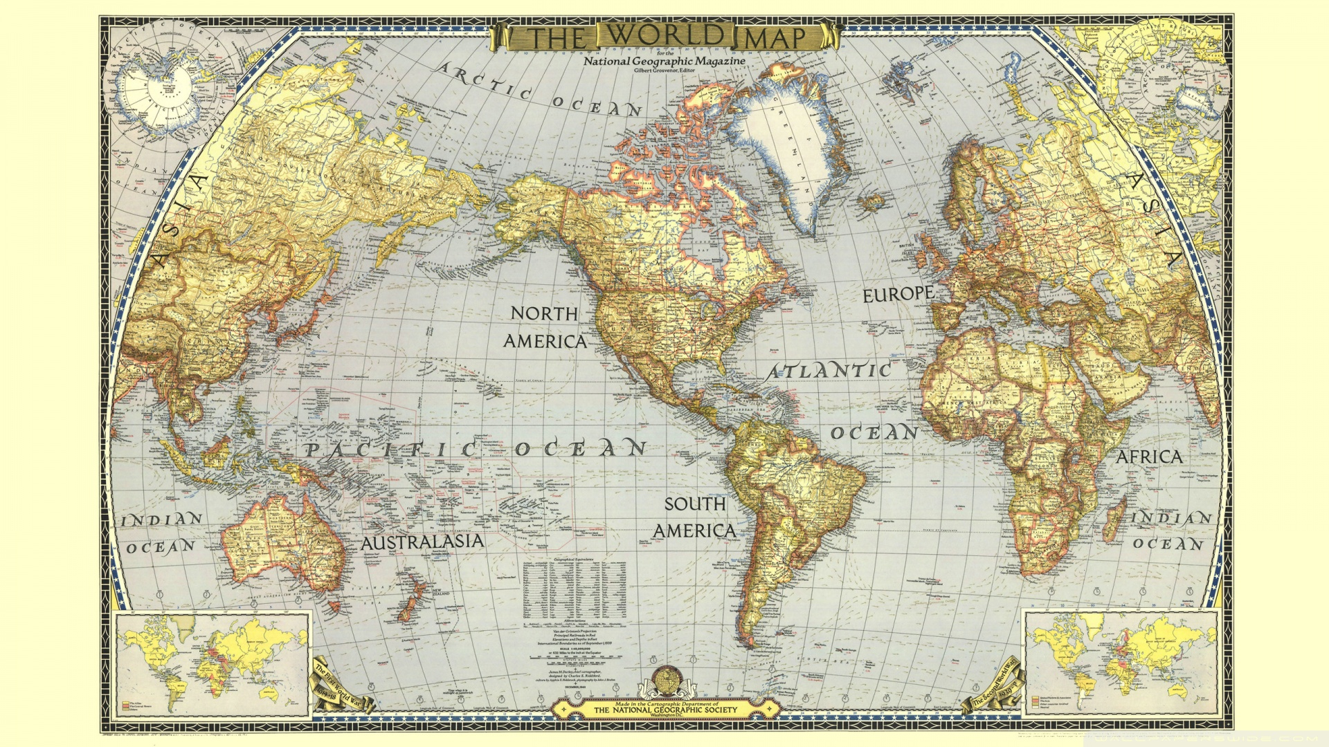 World Map Wallpaper 49+ images on Genchi.info