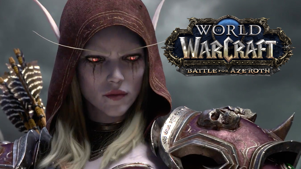 World Of Warcraft Battle For Azeroth Wallpaper Posted By Michelle