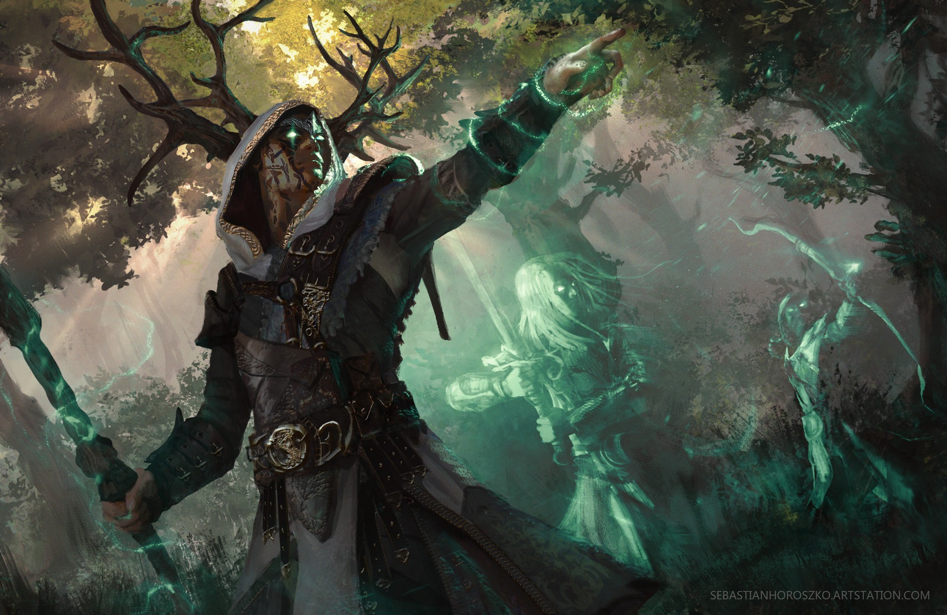World Of Warcraft Druid Wallpaper Posted By Christopher Anderson