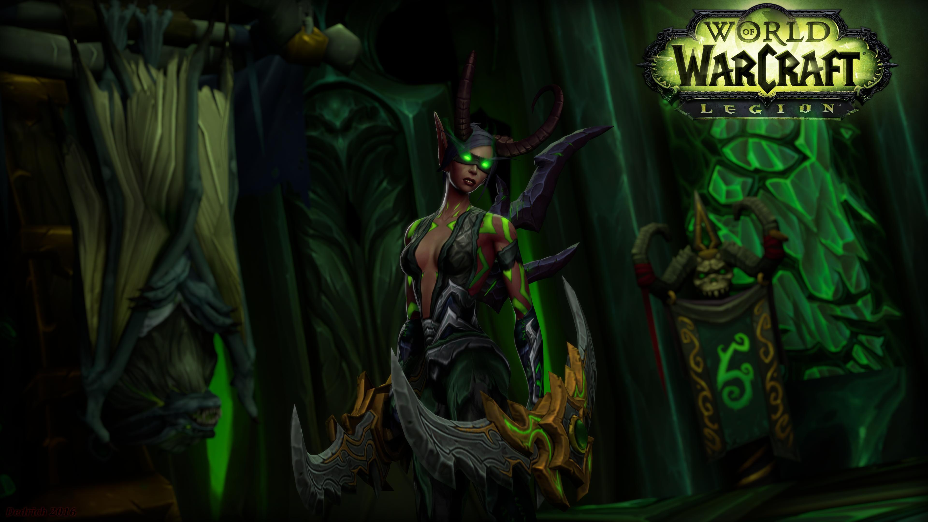 World Of Warcraft Hunter Wallpaper