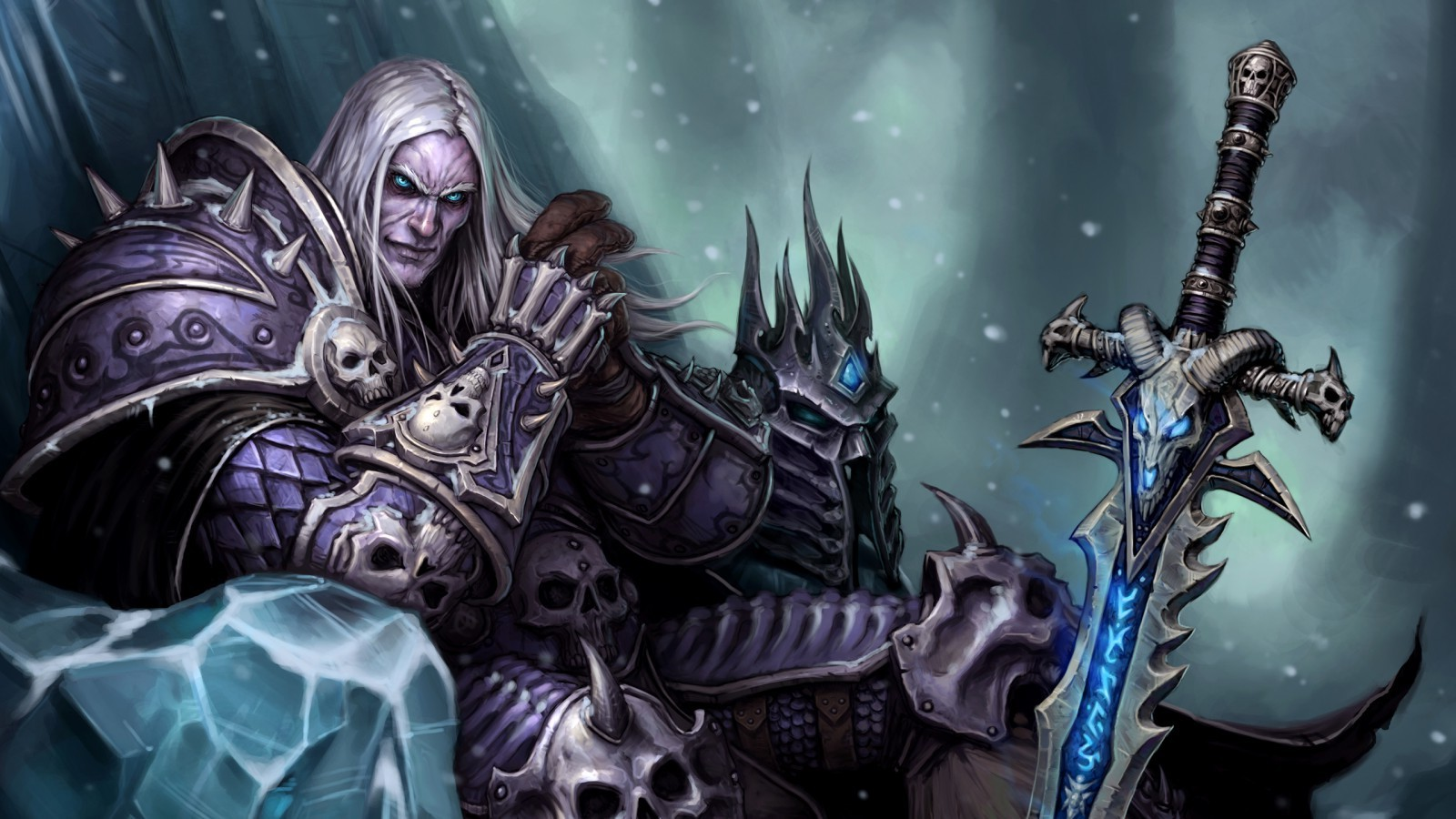 World Of Warcraft Wrath Of The Lich King Wallpapers Posted By