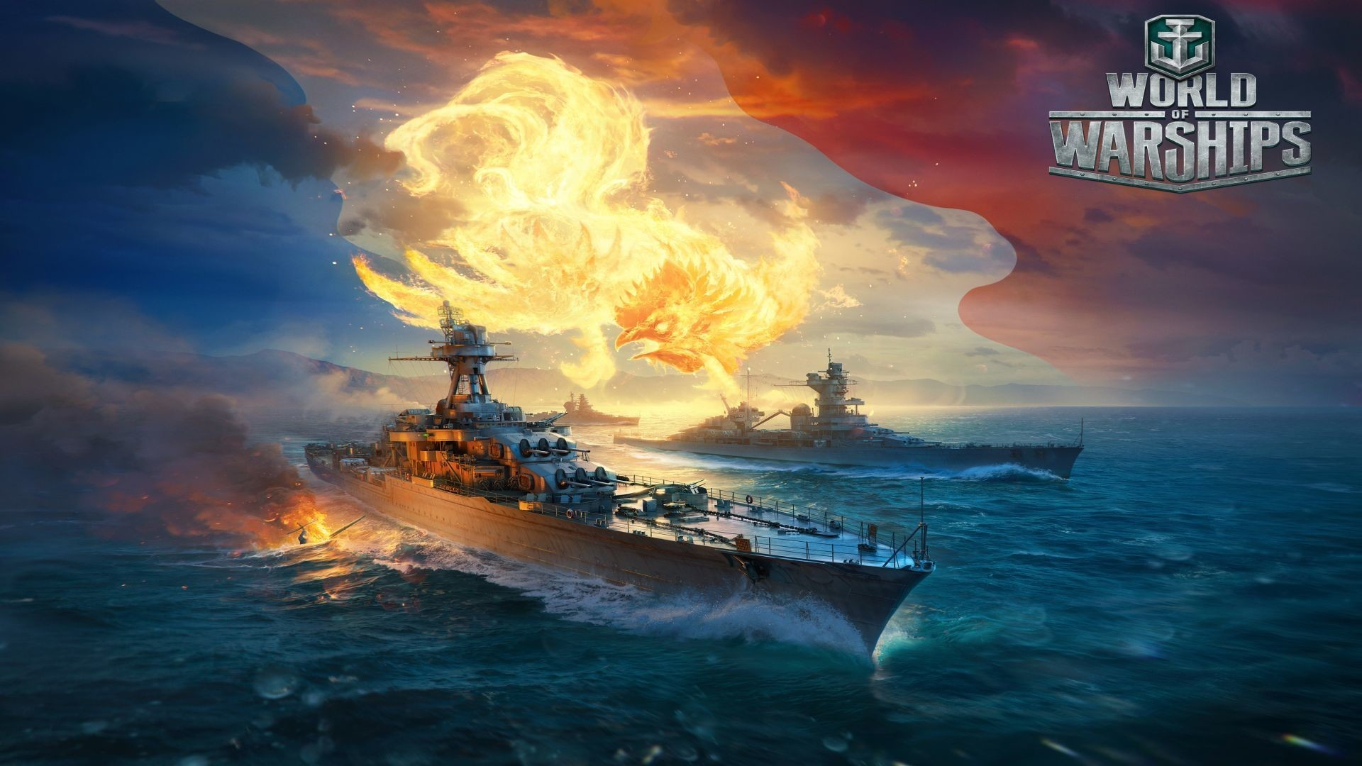 World Of Warships Wallpaper Hd Posted By Ethan Thompson