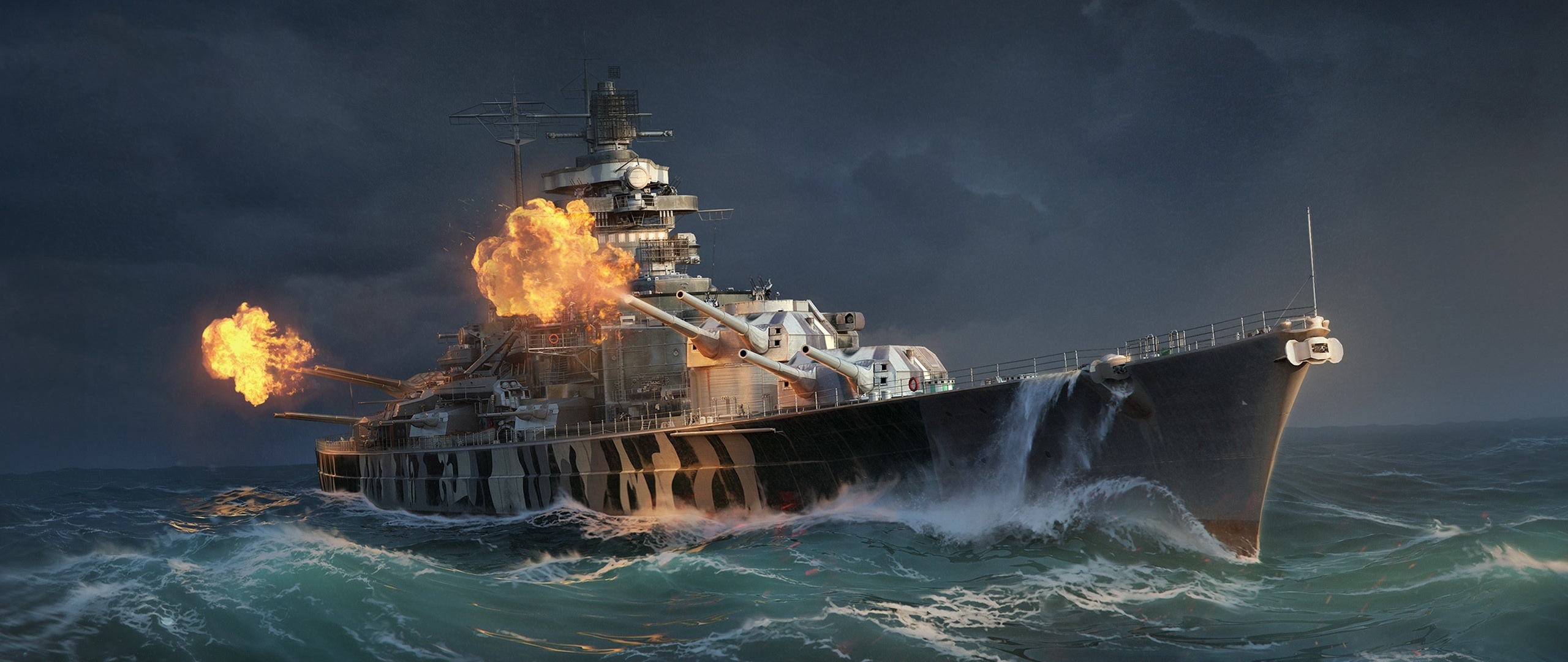 World Of Warships Wallpaper Posted By Christopher Anderson