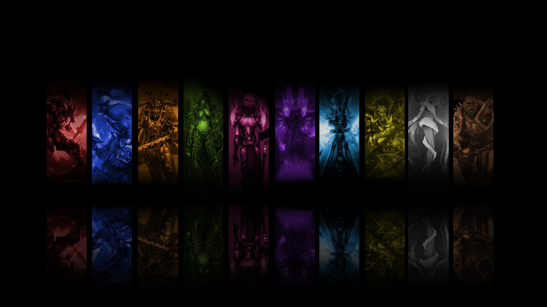 Wow Alliance Wallpaper Posted By Sarah Tremblay