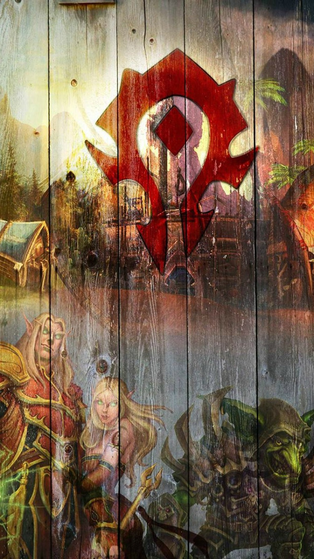 Wow Horde Background Posted By Samantha Johnson