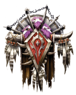 Wow Horde Logo Posted By Ryan Anderson