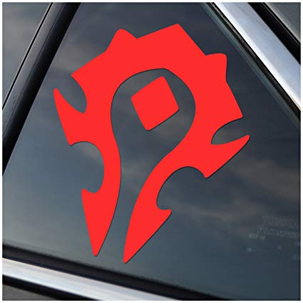 My Other Ride Is An Epic Mount Wow Warcraft Inspired Funny Car Sticker Vinyl Ebay