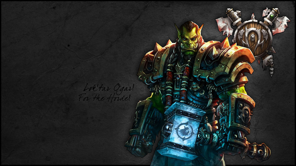 Wow Orc Wallpaper Posted By Zoey Peltier