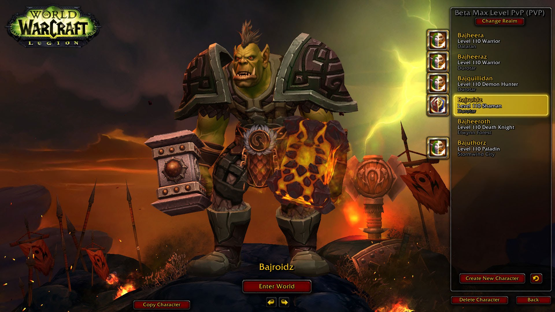 Wow Shaman Wallpaper Posted By Christopher Simpson