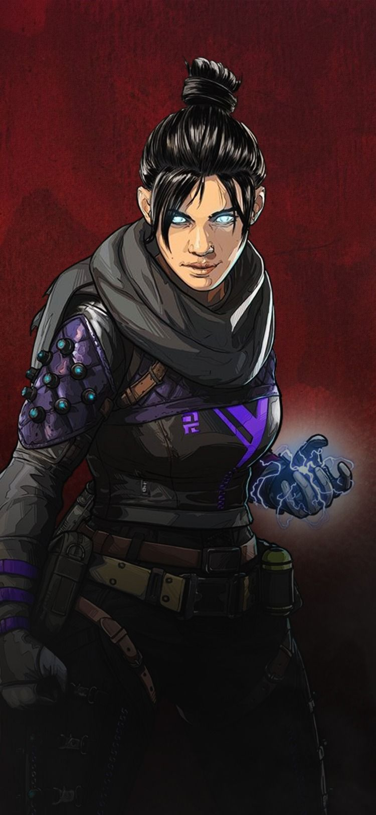 Wraith Apex Legends Wallpaper Posted By Michelle Thompson