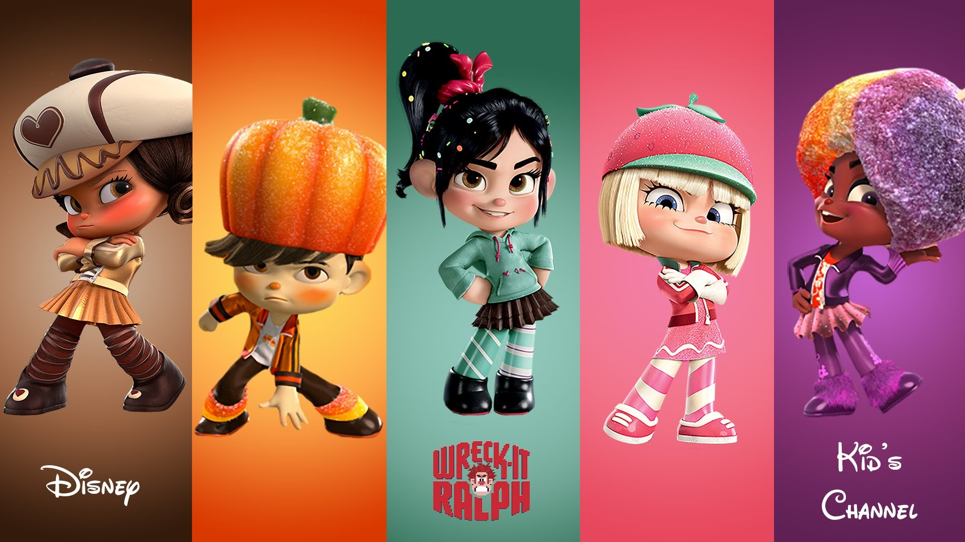 Wreck It Ralph Wallpaper Posted By Ryan Cunningham