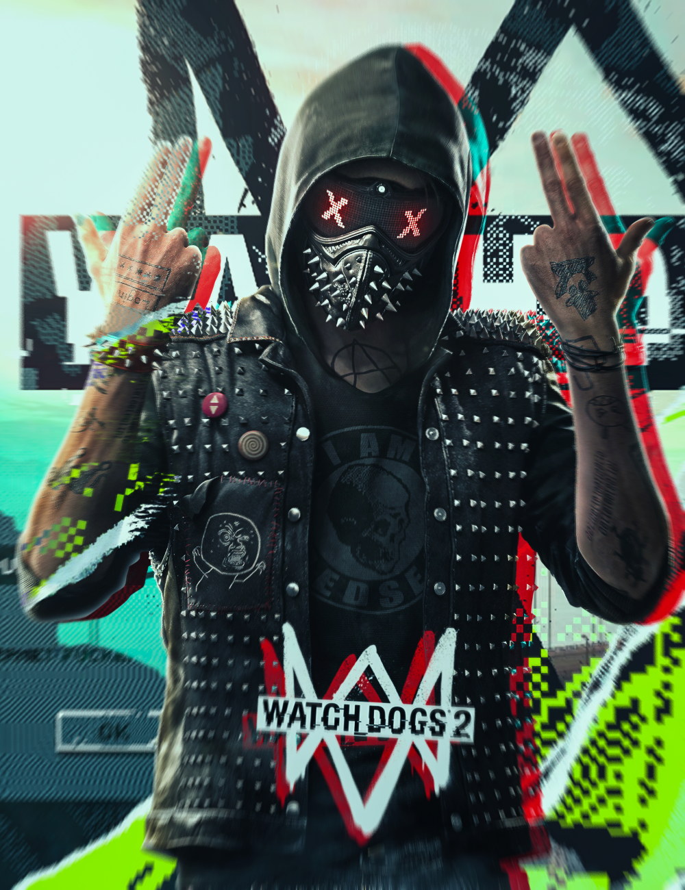 Wrench Watch Dogs 2 Wallpaper Posted By Ethan Thompson