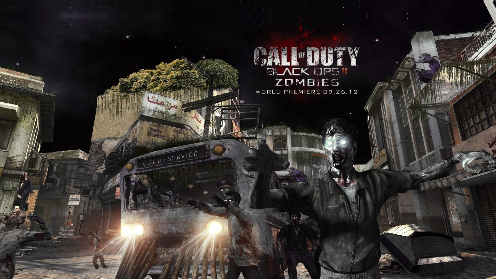 Ww2 Zombies Wallpaper Posted By Sarah Johnson