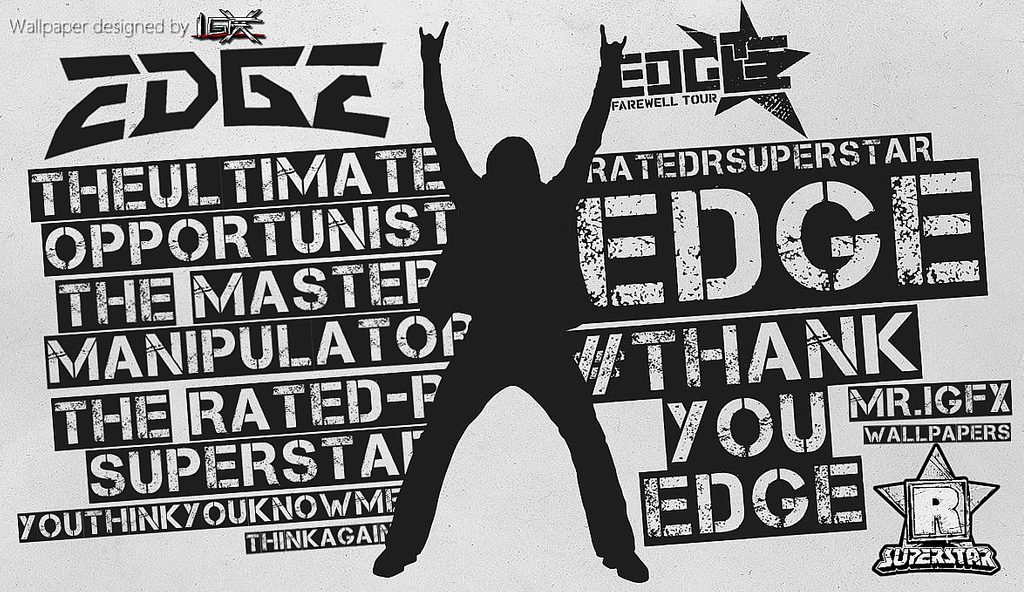 Wwe Edge Wallpapers Posted By Christopher Mercado