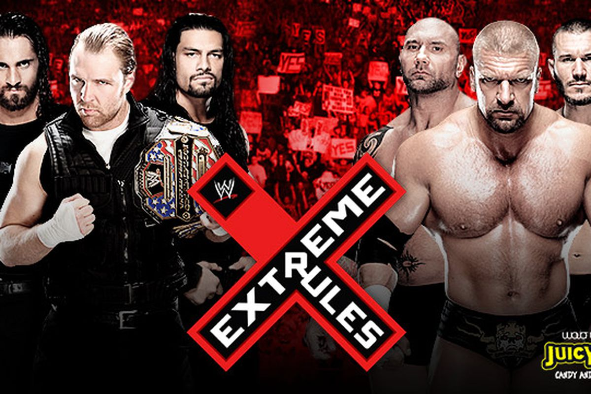 Wwe Extreme Rules Wallpapers Posted By Ethan Walker