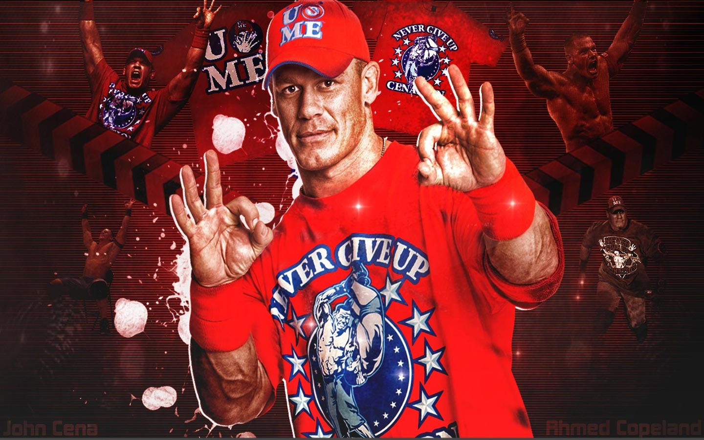 Wwe John Cena New Hd Wallpaper Posted By Christopher Walker