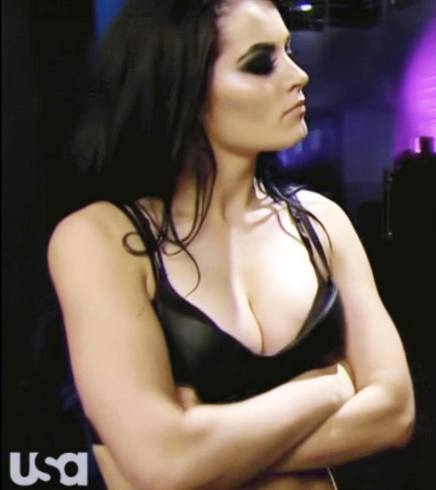 Hot wwe paige Paige (wrestler)