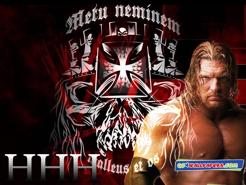 Triple h the game wallpaper on bet skyrim coffre gibetting