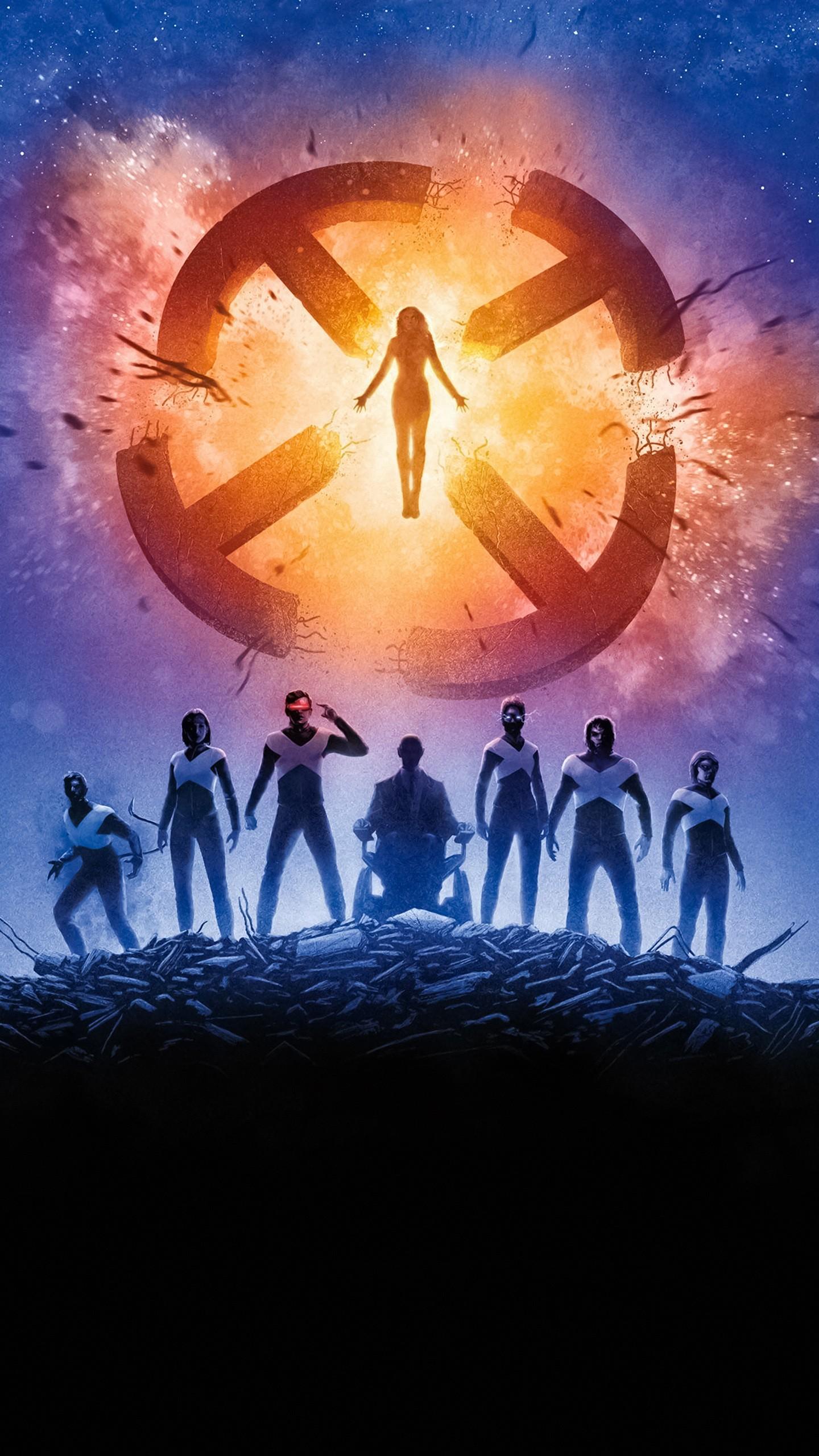 X Men Dark Phoenix Wallpaper Posted By Zoey Mercado
