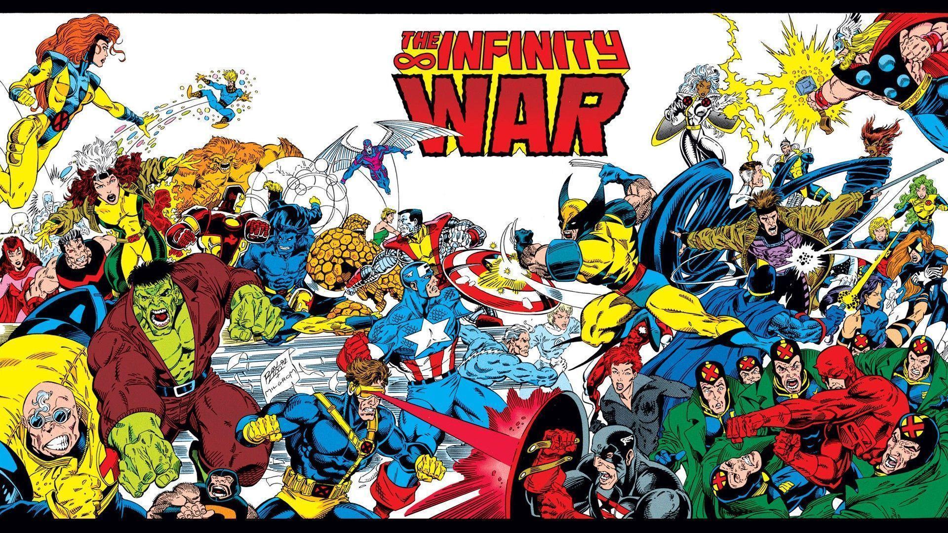 X Men Desktop Wallpaper Posted By Ryan Simpson