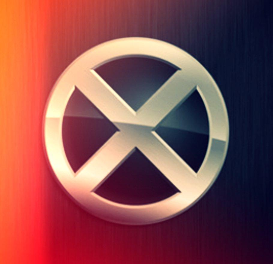 X Men Logo Wallpaper Posted By Samantha Tremblay