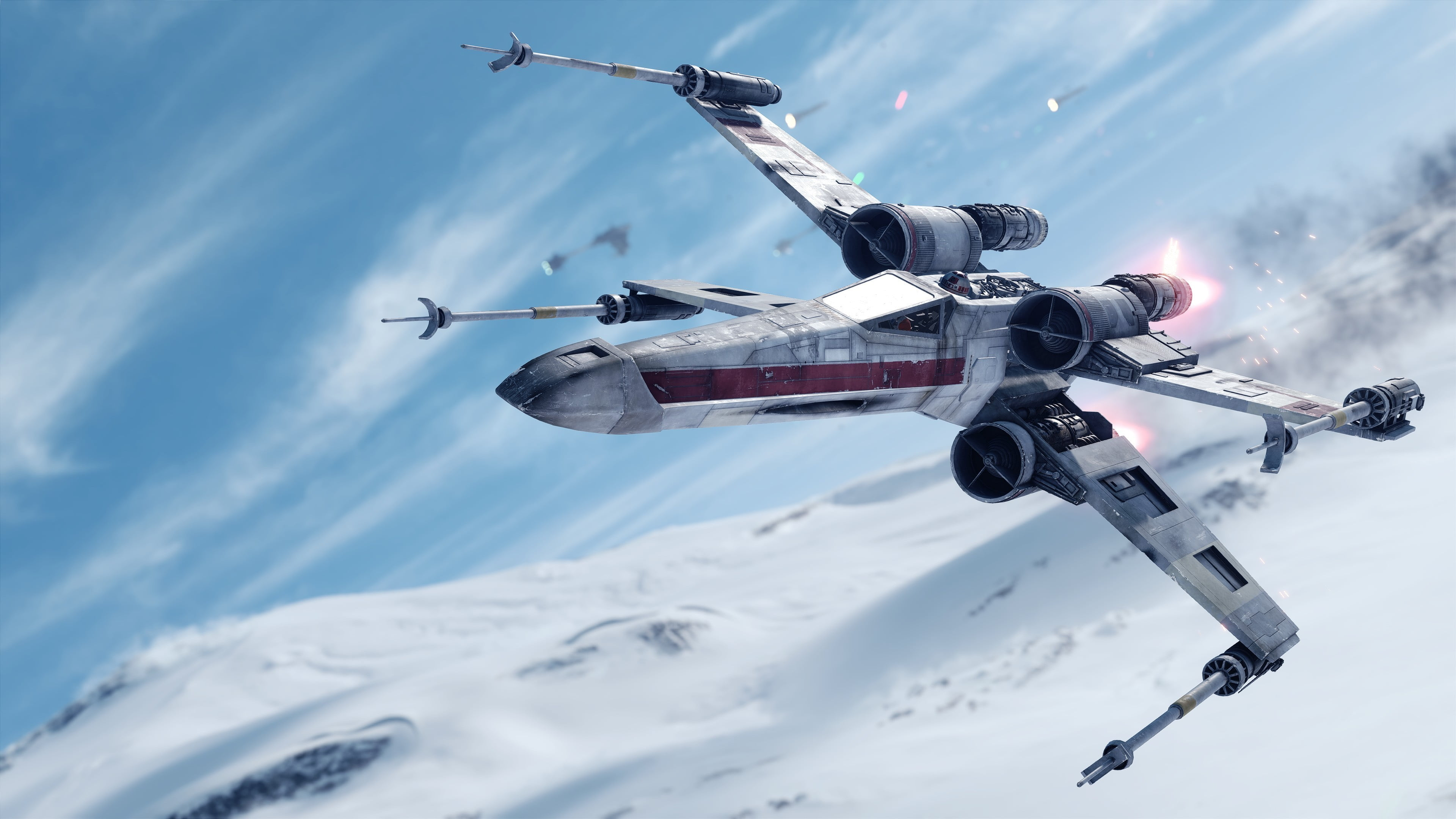 X Wing Fighter Wallpaper Posted By Zoey Peltier